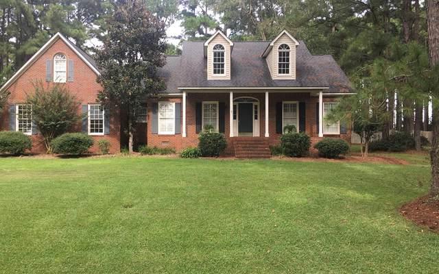174 Meadowlark Lane, Fitzgerald, GA 30000 (MLS #45539) :: Lane Realty