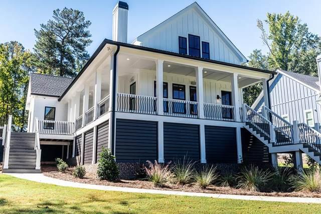 1090 Crooked Creek Rd., Eatonton, GA 31024 (MLS #45542) :: Lane Realty
