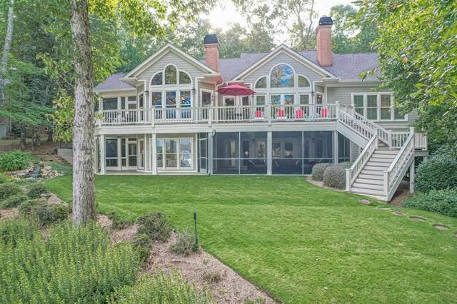 174 Waters Edge Drive, Eatonton, GA 31024 (MLS #45546) :: Lane Realty