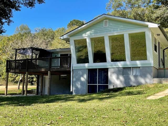 153 Little Riverview Trail, Eatonton, GA 31024 (MLS #45588) :: Lane Realty