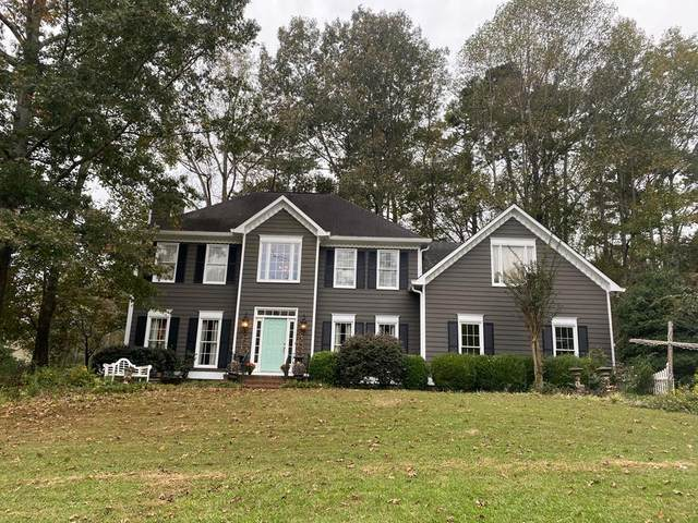 826 Silver Springs Drive, Macon, GA 31029 (MLS #45596) :: Lane Realty