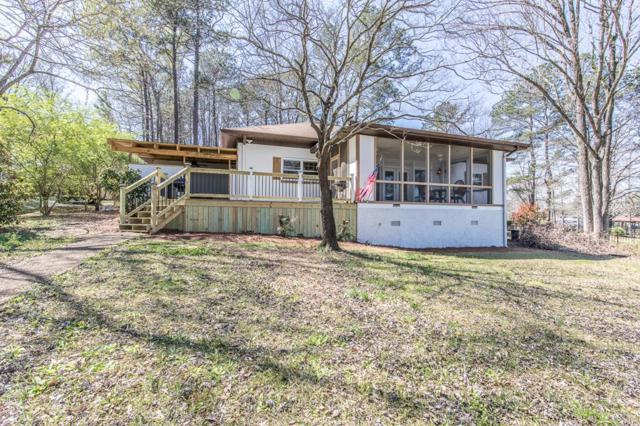164 Sandy Beach Rd, Milledgeville, GA 31061 (MLS #37444) :: Lane Realty