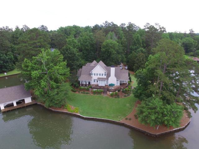 126 Lands Drive, Milledgeville, GA 31061 (MLS #38068) :: Lane Realty