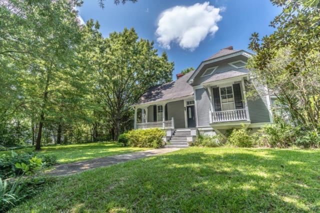 401 Madison Ave., Eatonton, GA 31024 (MLS #38215) :: Lane Realty