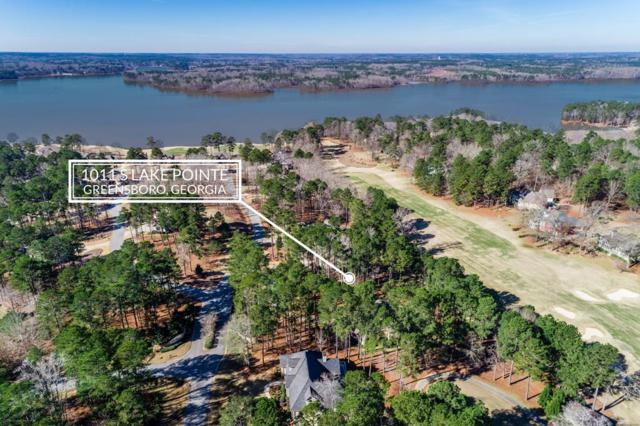 1011 Lake Pointe South, Greensboro, GA 30642 (MLS #39249) :: Lane Realty