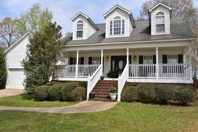 241 Southern Walk Drive, Milledgeville, GA 31061 (MLS #39630) :: Lane Realty