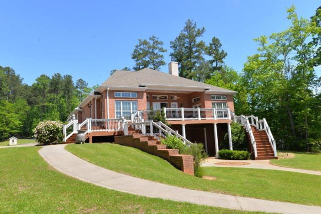 981 Crooked Creek Rd, Eatonton, GA 31024 (MLS #39927) :: Lane Realty