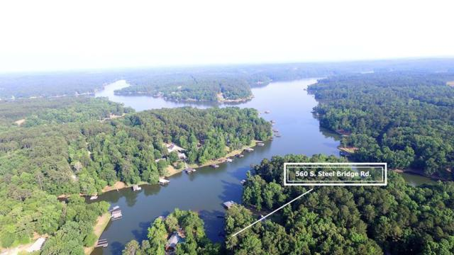 560 S. Steel Bridge Rd., Eatonton, GA 31024 (MLS #40082) :: Lane Realty