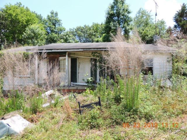 288 Butler, Milledgeville, GA 31065 (MLS #40092) :: Lane Realty