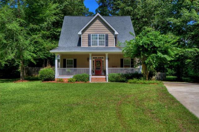 150 Lakeview Drive, Milledgeville, GA 31061 (MLS #40165) :: Lane Realty