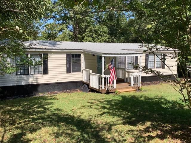 151 Napier, Eatonton, GA 31024 (MLS #40803) :: Lane Realty
