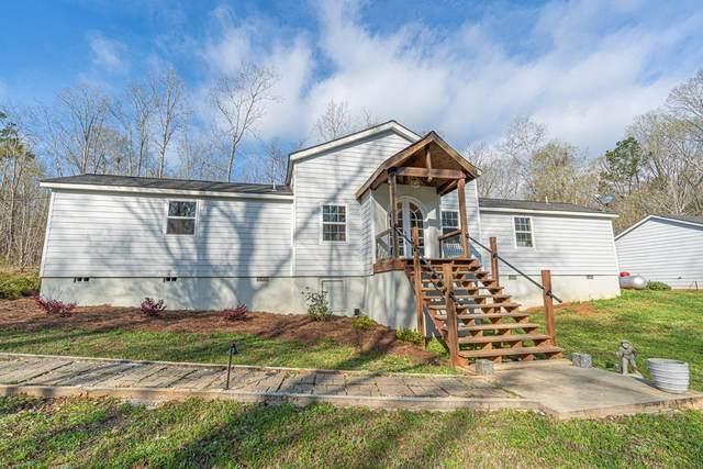 549 Sparta Hwy, Eatonton, GA 31024 (MLS #41662) :: Lane Realty