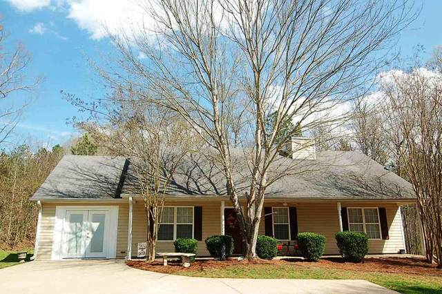 190 Arrowhead Trail, Eatonton, GA 31024 (MLS #41675) :: Lane Realty