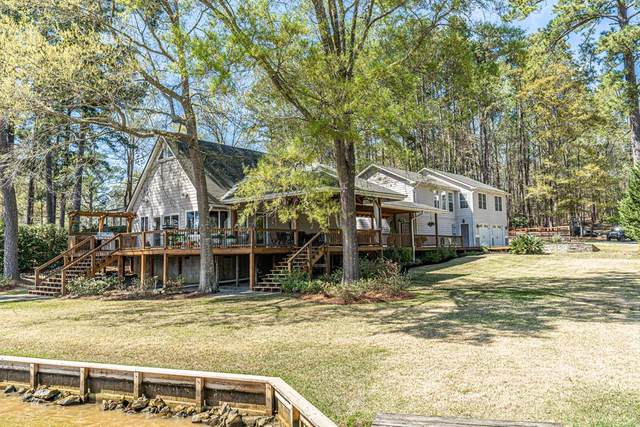 314 B Cold Branch Road, Eatonton, GA 31024 (MLS #41688) :: Lane Realty