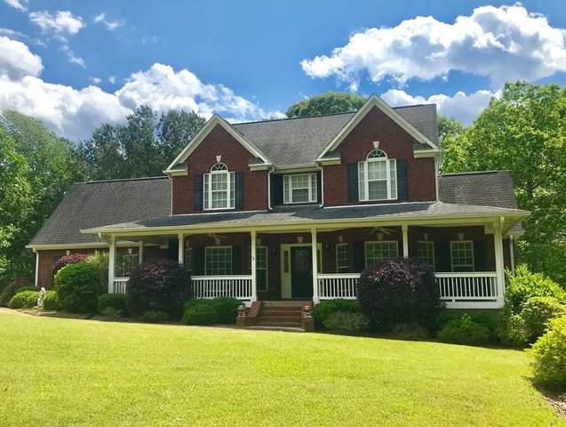 267 Hidden Lakes Drive, Gray, GA 31032 (MLS #41757) :: Lane Realty