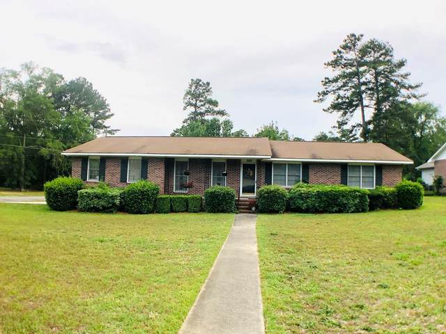 1938 Robin Circle, Milledgeville, GA 31061 (MLS #41924) :: Lane Realty