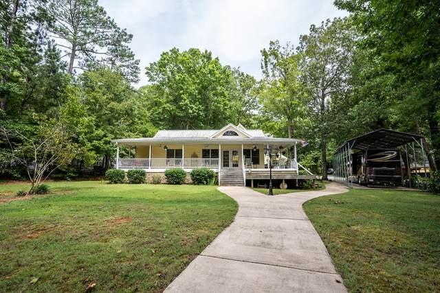 132 N Hidden Lake Drive, Eatonton, GA 31024 (MLS #42090) :: Lane Realty
