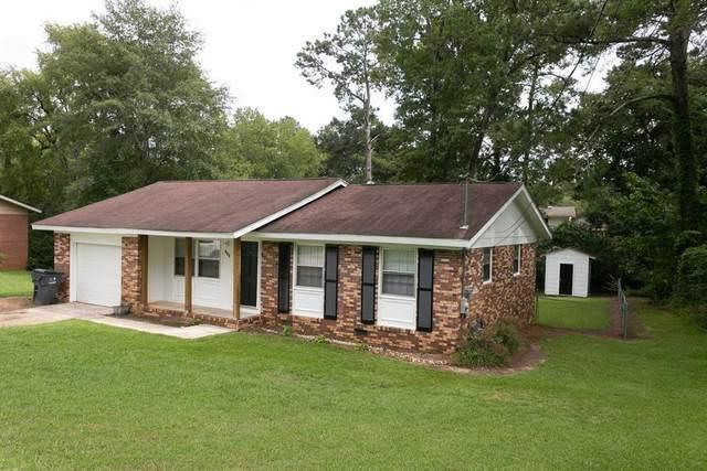 144 Highway 49 West, Milledgeville, GA 31061 (MLS #42483) :: Lane Realty