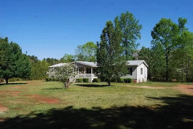 257 Burtom, Eatonton, GA 31024 (MLS #42600) :: Lane Realty
