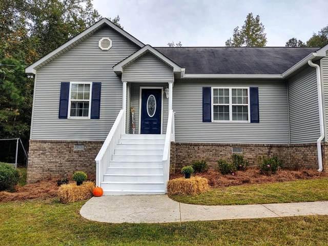 332 Graystone Pointe Drive, Macon, GA 31211 (MLS #43702) :: Lane Realty