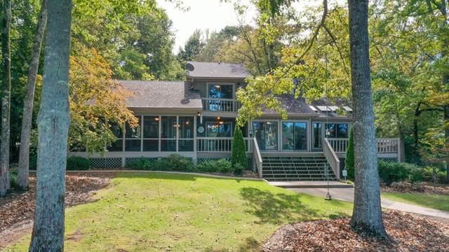 109 Lake Forest Drive, Eatonton, GA 31024 (MLS #43715) :: Lane Realty