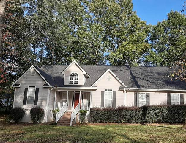 168 Oakview Circle, Gray, GA 31032 (MLS #43810) :: Lane Realty