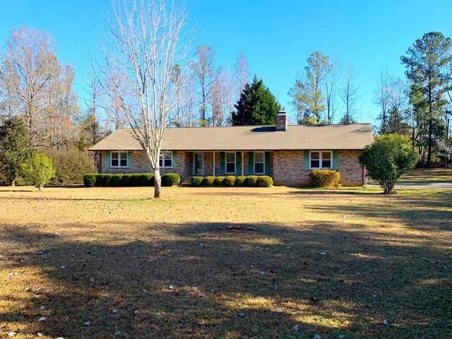 132 Mccullar Weaver Rd., Milledgeville, GA 31061 (MLS #44027) :: Lane Realty
