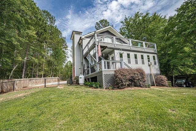 106B Daylight Drive, Eatonton, GA 31024 (MLS #44903) :: Lane Realty