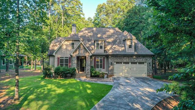 1510 Cherokee Trail, White Plains, GA 30678 (MLS #45232) :: Lane Realty
