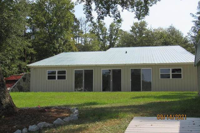 197 Chickasaw Trail, Sparta, GA 31087 (MLS #45369) :: Lane Realty