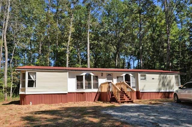 150 Little River Tr, Eatonton, GA 31024 (MLS #45436) :: Lane Realty