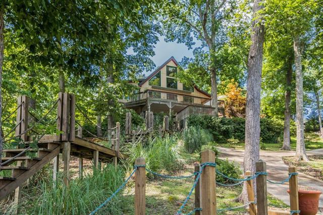 528 Sinclair Bluff Drive, Sparta, GA 31087 (MLS #37559) :: Lane Realty