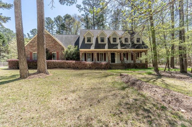 138 Northwoods Drive, Milledgeville, GA 31061 (MLS #39797) :: Lane Realty
