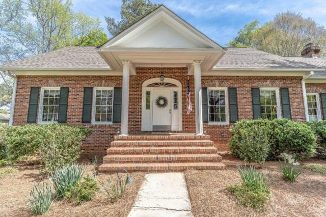 3630 Sussex Drive, Milledgeville, GA 31061 (MLS #39812) :: Lane Realty