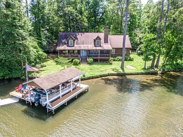 177 Crooked Creek Drive, Eatonton, GA 31024 (MLS #45039) :: Lane Realty