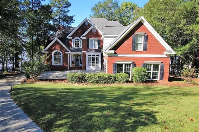 108 Shoreline Court, Eatonton, GA 31024 (MLS #45565) :: Lane Realty