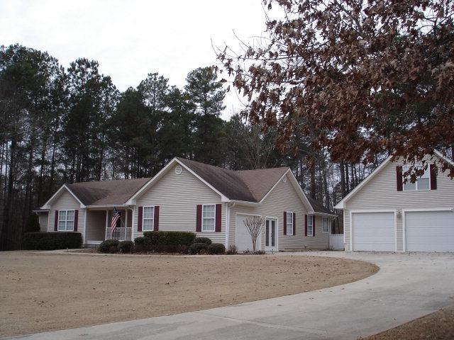 1542 Morgan Drive, Buckhead, GA 30625 (MLS #29038) :: Lane Realty