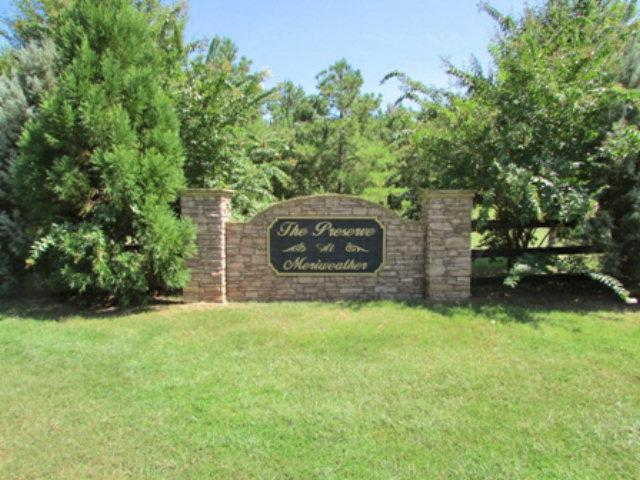 Lot 35 Sara Hunter Lane, Milledgeville, GA 31061 (MLS #30450) :: Lane Realty