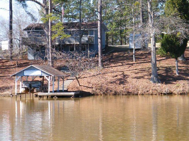 590 Twin Bridges Rd., Eatonton, GA 31024 (MLS #33005) :: Lane Realty