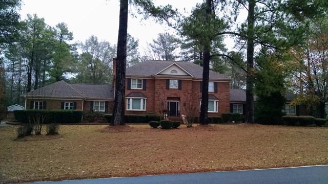 3729 Sussex Dr., Milledgeville, GA 31061 (MLS #34884) :: Lane Realty