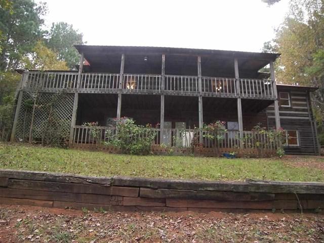 2010 Parks Mill Drive, Greensboro, GA 30642 (MLS #36531) :: Lane Realty