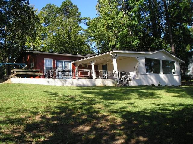 307 Sinclair Marina Rd., Milledgeville, GA 31061 (MLS #36648) :: Lane Realty