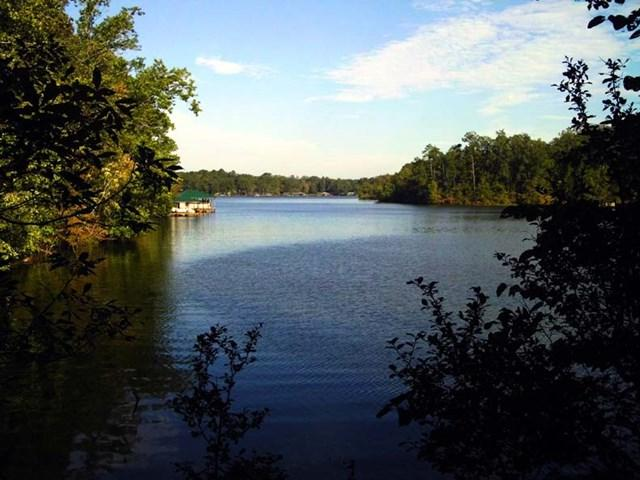 LOT 13 Sinclair Bluff Dr., Sparta, GA 31087 (MLS #36687) :: Lane Realty