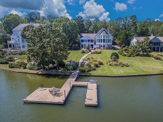 1120 Club Cove Drive, Greensboro, GA 30642 (MLS #36733) :: Lane Realty