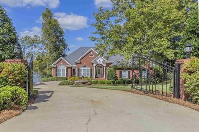 1621 Snug Harbor Drive, Greensboro, GA 30642 (MLS #36760) :: Lane Realty