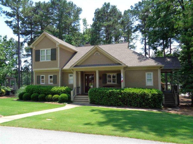 1070 Emerald View Dr., Greensboro, GA 30642 (MLS #37106) :: Lane Realty