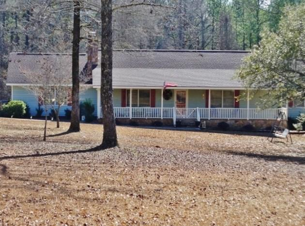 150 O'connor Drive, Milledgeville, GA 31061 (MLS #37205) :: Lane Realty