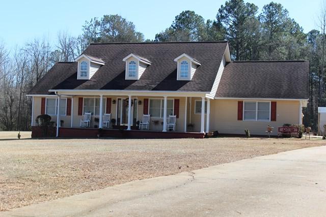 115 Cords Bridge Road, Milledgeville, GA 31061 (MLS #37349) :: Lane Realty