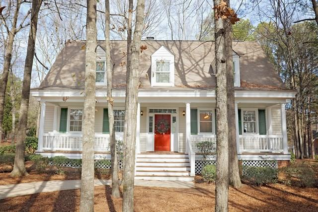 141 Oakton South, Eatonton, GA 31024 (MLS #37430) :: Lane Realty