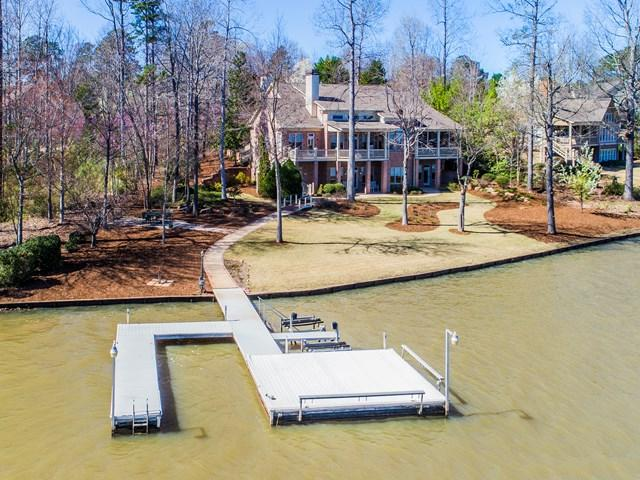 172 Blue Heron Drive, Eatonton, GA 31024 (MLS #37462) :: Lane Realty